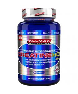 ALLMAX Nutrition Creatine HCI (90 капс.)