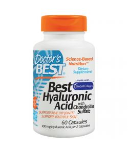 Doctor's Best Best Hyaluronic Acid (60 капс.)