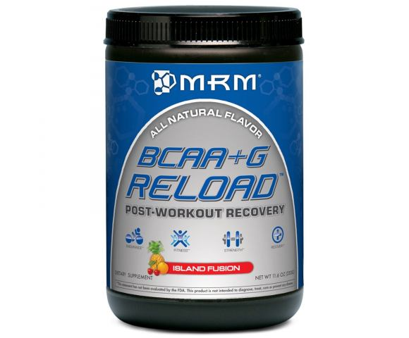 MRM BCAA+G Reload (330 гр.)