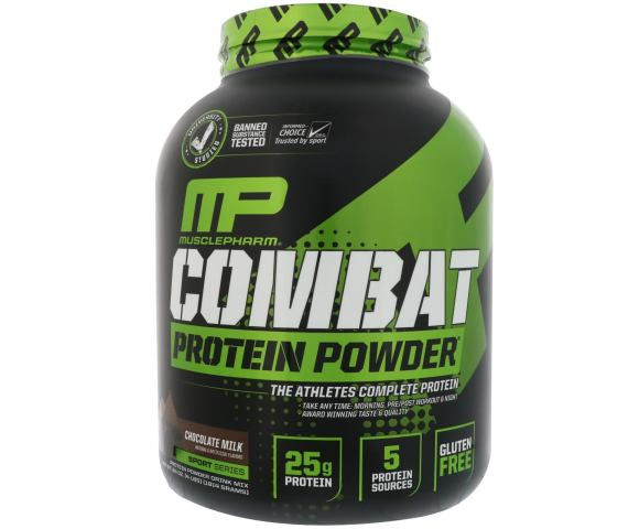 MusclePharm Combat Protein Powder (1814 гр.)