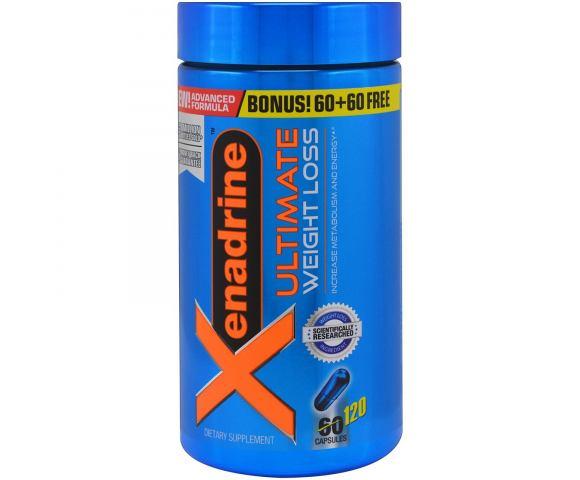 MuscleTech Xenadrine Ultimate Weight Loss (120 капс.)