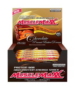 MuscleMaxx Protein Bar High-Protein Energy Snack (57 гр.)
