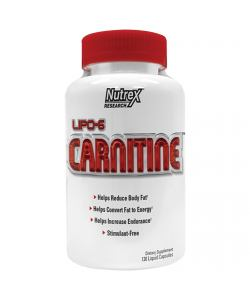 Nutrex Research Carnitine (120 капс.)