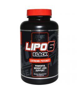 Nutrex Research Lipo 6 Black (120 капс.)