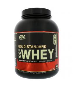 Optimum Nutrition 100% Whey Gold Standard (2270 гр.)