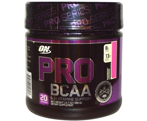 Optimum Nutrition PRO BCAA (390 гр.)