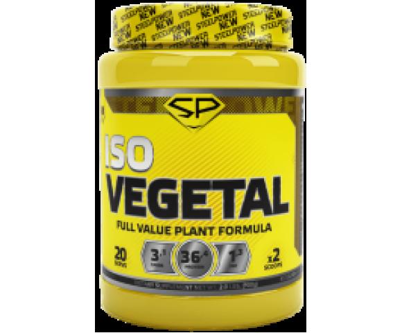 SteelPower Nutrition ISO Vegetal (900 гр.)