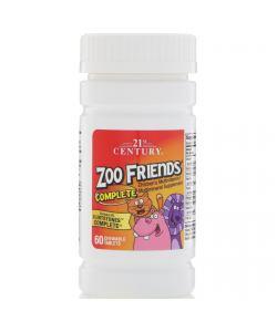 21st Century Zoo Friends (60 таб.)