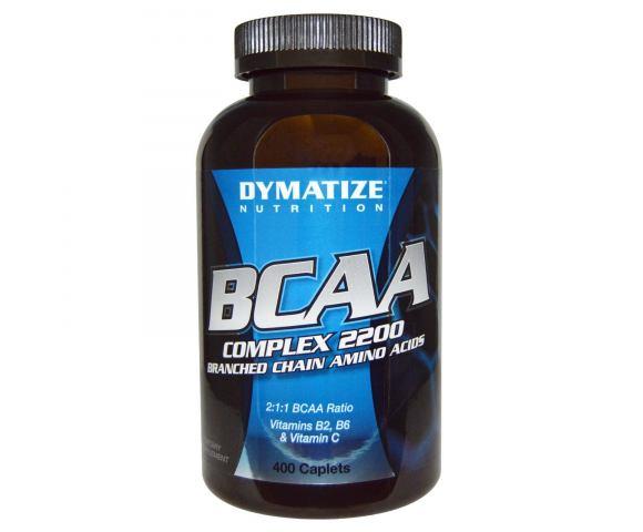 Dymatize Nutrition BCAA Complex 2200 (400 таб.)