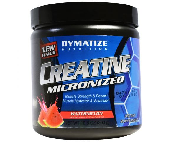 Dymatize Nutrition Creatine со вкусом (300 гр.)