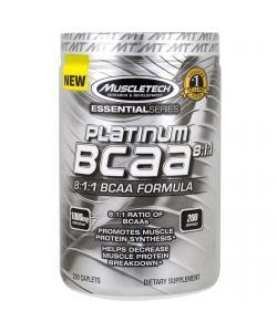 MuscleTech Platinum BCAA 8:1:1 (200 таб.)