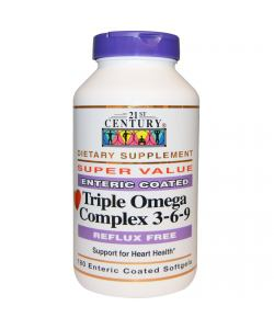 21st Century Triple Omega Complex 3-6-9 (180 капс.)