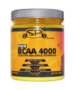 SteelPower Nutrition BCAA 4000 (300 гр.)