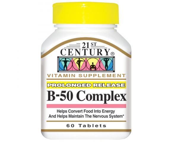 21st Century B-50 Complex (60 таб.)