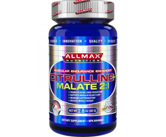 ALLMAX Nutrition Citrulline Malate (80 гр.)