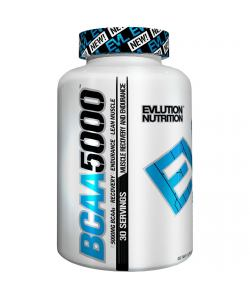 EVLution Nutrition BCAA 5000 (240 капс.)