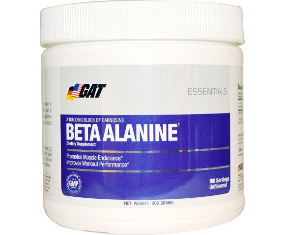 GAT Beta Alanine (200 гр.)