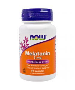 Now Foods Melatonin (60 капс.)