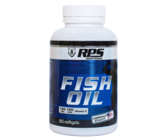 RPS Nutrition Fish Oil (90 капс.)