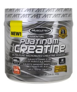 MuscleTech Platinum Creatine (400 гр.)
