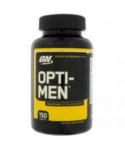 Optimum Nutrition Opti-Men (150 таб.)