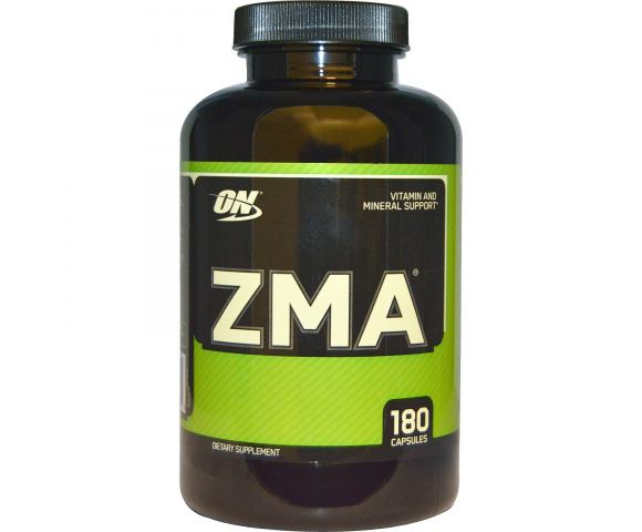 Optimum Nutrition ZMA (180 капс.)