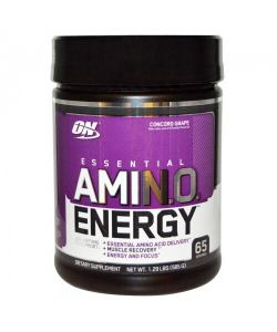 Optimum Nutrition AmiNO Energy (585 гр.)