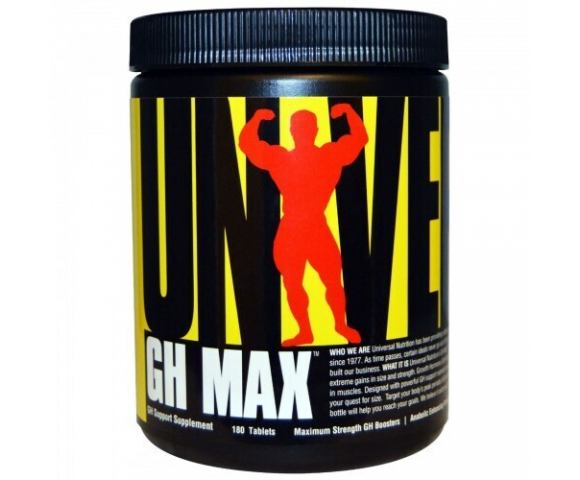 Universal Nutrition GH Max (180 таб.)