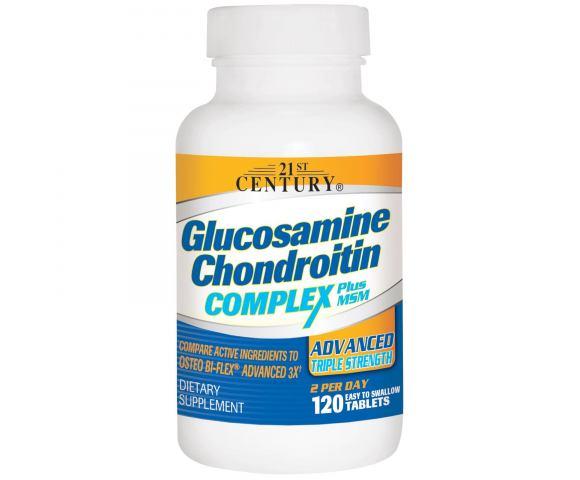 21st Century Glucosamine Chondroitin Complex (120 таб.)