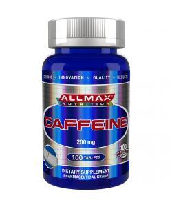 ALLMAX Nutrition Caffeine (100 таб.)