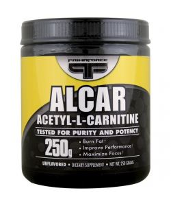 Primaforce Alcar Acetyl L-Carnitine (250 гр.)
