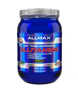 ALLMAX Nutrition Glutamine (1000 гр.)