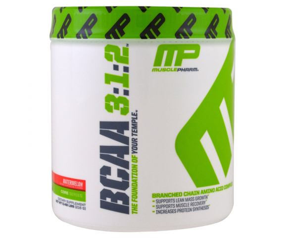 MusclePharm BCAA 3:1:2 (215 гр.)
