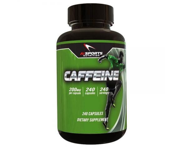 AI Sports Nutrition Caffeine (240 капс.)