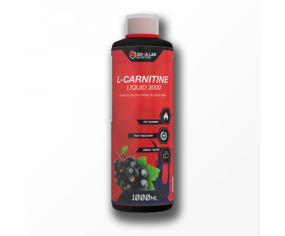 Do4a Lab L-Carnitine Liquid 3000 mg (1000 мл.)