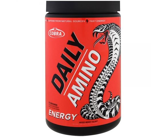 Cobra Labs Daily Amino (255 гр.)