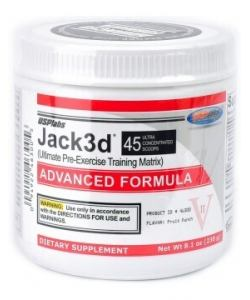 USPLabs Jack 3D (230 гр.)