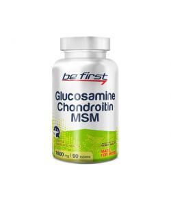 Be first Glucosamine Chondroitin MSM (90 таб.)