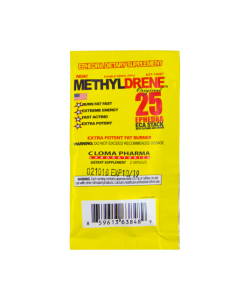 Cloma Pharma Methyldrene-25 (2 капс.)