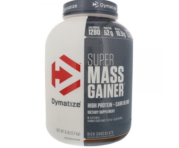 Dymatize Nutrition Super Mass Gainer (2700 гр.)