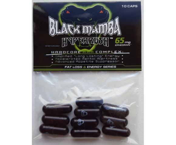 Innovative Black Mamba (10 капс.)