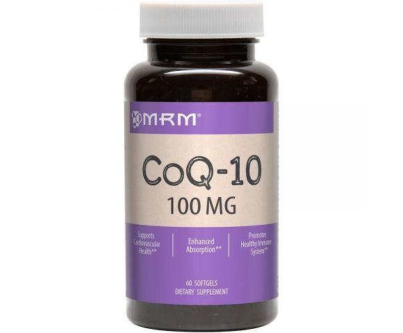 MRM CoQ-10 100 mg (60 капс.)