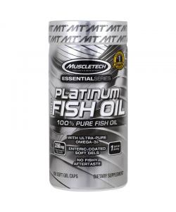 MuscleTech Platinum Fish Oil (100 капс.)