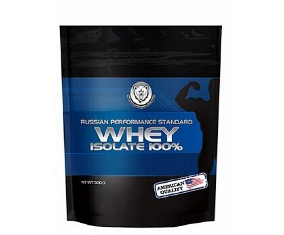 RPS Nutrition Whey Isolate 100% (500 гр.)