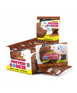 Bombbar Protein Cookie (12 шт.*40 гр.)