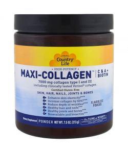 Country Life Maxi-Collagen (213 гр.)