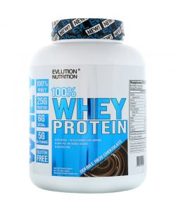 EVLution Nutrition 100% Whey Protein (1814 гр.)