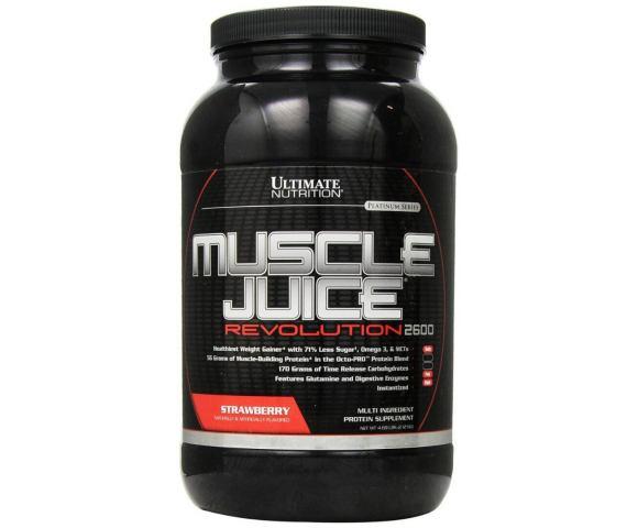 Ultimate Nutrition Muscle Juice Revolution (2120 гр.)