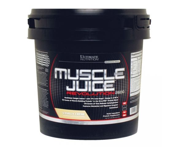 Ultimate Nutrition Muscle Juice Revolution (5040 гр.)