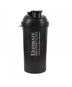 Ultimate Nutrition Шейкер 2 в 1 (600 мл.)